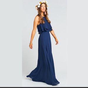 Show Me Your mumu Princess Di two piece dress